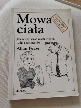 Mowa ciała Allan Pease