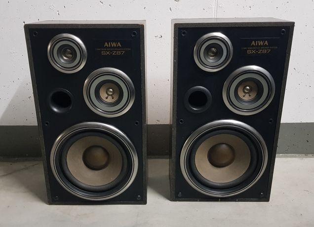 Kolumny monitory AIWA SX-Z87 3 drożne