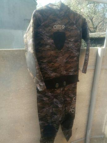 Костюм для подводной охоты omer