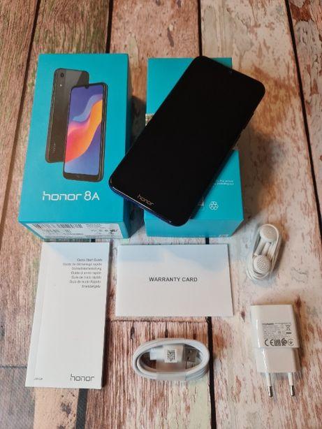 Huawei Honor 8A 2/32 Gb Niebieski Stan BDB Gwarnacja 2022r