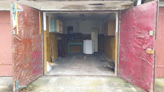 Garaż Ełk z kanałem