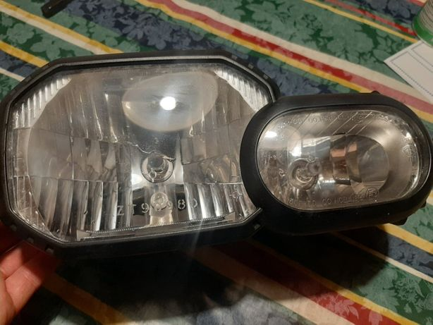 Lampa BMW F800 Gs reflektor