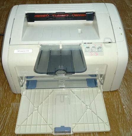 Принтер hp lj 1018 1020 пробег 4500 листов
