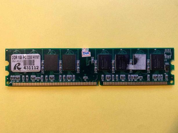 ОЗУ  DDR SDRAM 1GB 400 MHz Hynix