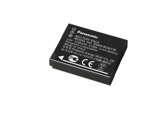 Nowy Panasonic akumulator LUMIX TZ i FT DMW-BCM13E