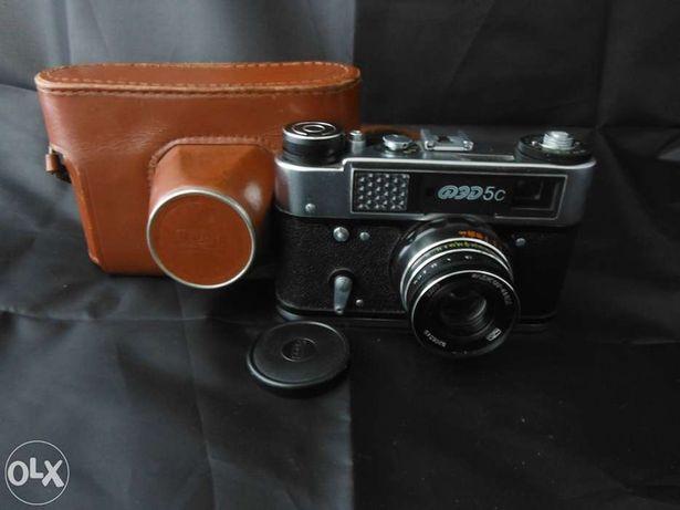 Máquina fotográfica Fed 5