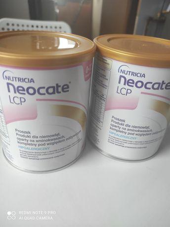 Neocate lcp mleko dla niemowląt