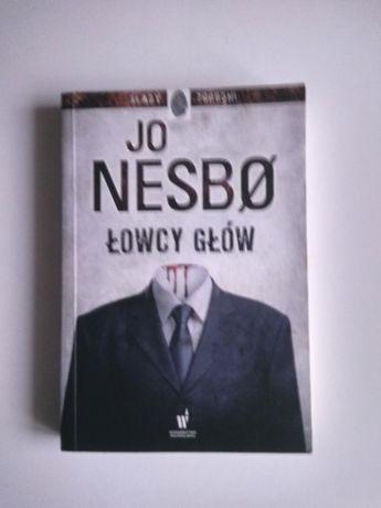 Jo Nesbo - Łowcy głów - kryminał