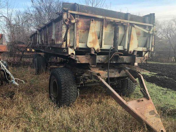 Тракторний причеп 3ПТС-12