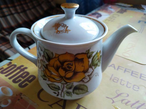 Чайник керамический заварочный