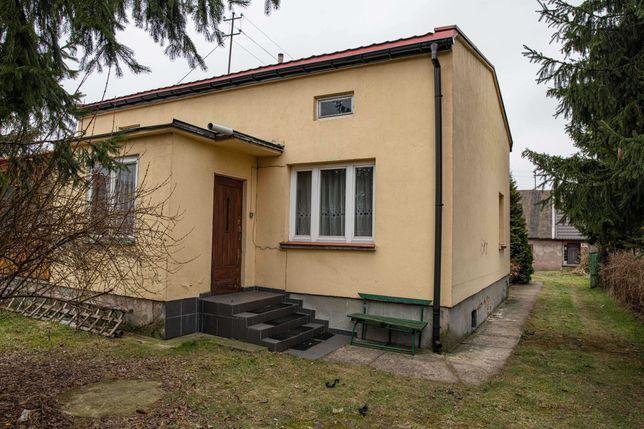 Dom z działką - Aleksandrów Łódzki