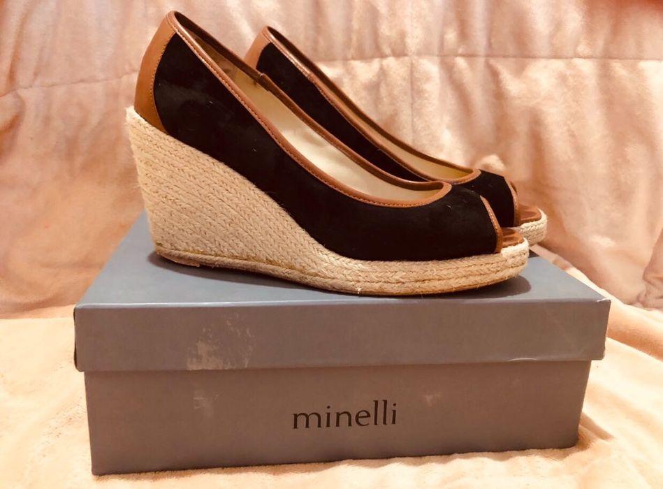 Туфли Minnelli, натуральная кожа Київ - зображення 1