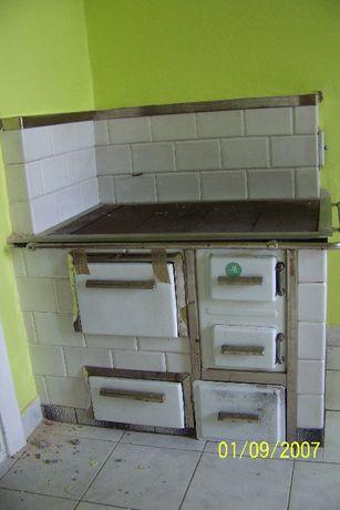 Kuchnia kaflowa z demontażu