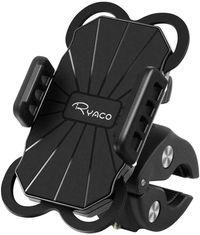 Suporte Telemóvel para Bicicleta & Mota, anti-vibração e rotação 360