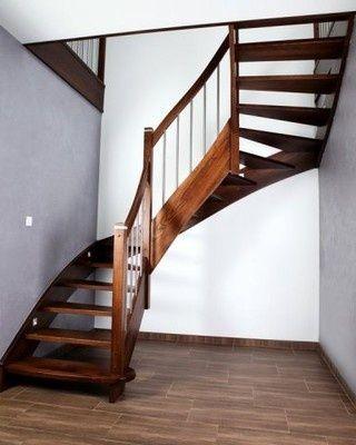 schody drewniane samonośne,policzkowe producent