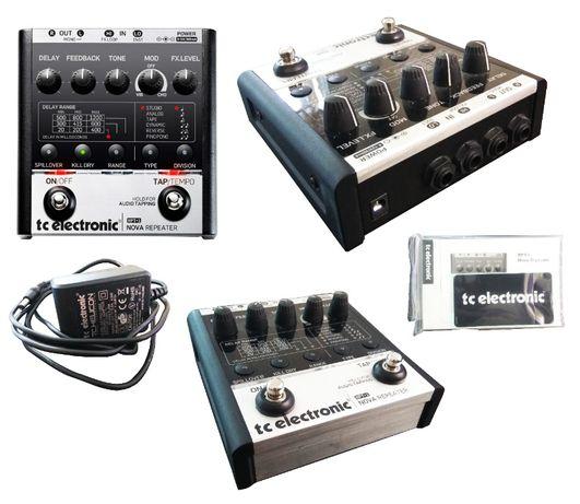 Продам педаль эффектов TC Electronic Nova Repeater