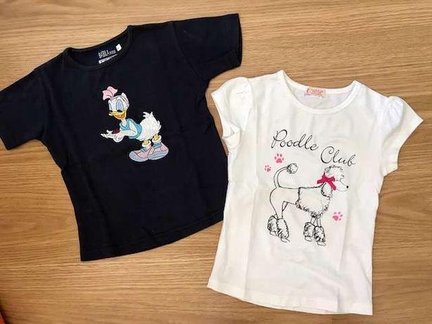 T-shirts Margarida Disney