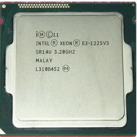 Процессор Intel Xeon E3-1225 v3 3.2GHz/5GT/s/8MB S1150
