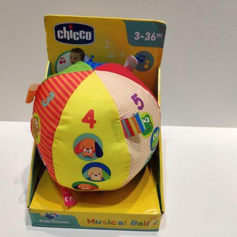 Chicco Kula Grająca dla niemowlaka 3-36mce Wysyłka 1PLN