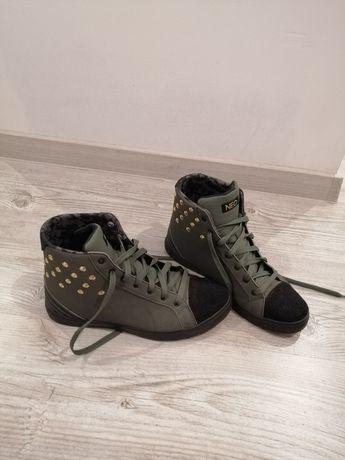 Buty Adidas Neo LABEL rozmiar 38, wkładka 24,5 cm. Stan idealny!