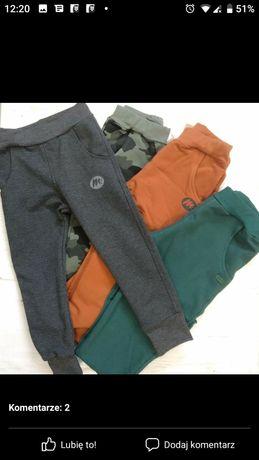Spodnie dresowe 92-116