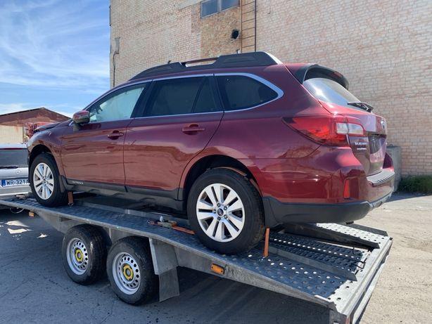 Розборка,разборка,шрот Subaru Outback B15 2015-2018 2.5 бензин