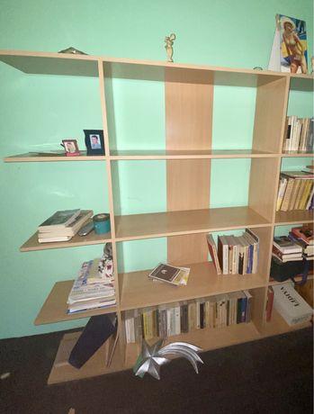 półka regał na książki