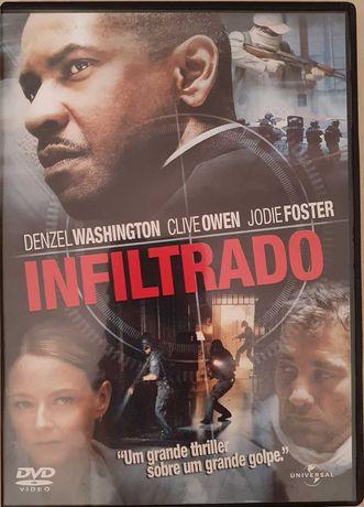 DVD - Infiltrado (Inside Man)