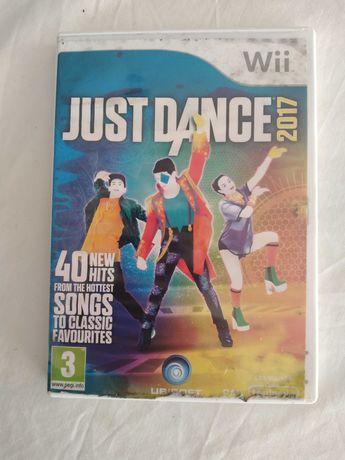Jogo Wii Just Dance 2017
