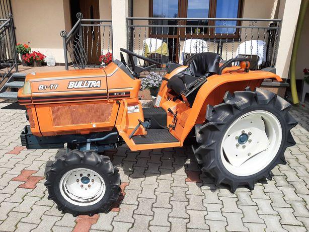 Traktorek Kubota Bultra B1-17D 4X4 17KM  Oryginał !