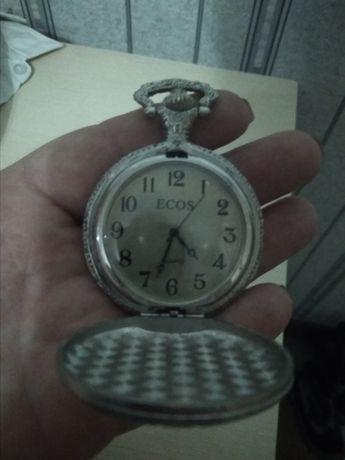 Часы кварцевые Экос