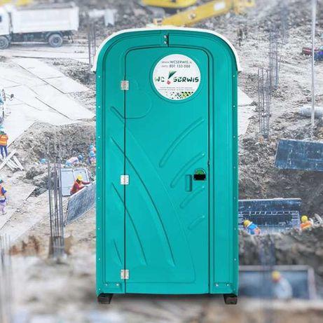 Wc Serwis, toaleta przenośna wc, kabina na budowę , kontenery