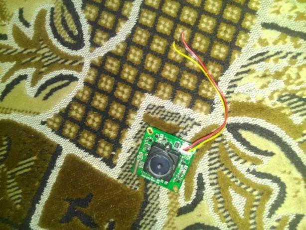 Бескорпусная видеокамера 12 вольт для телевизора