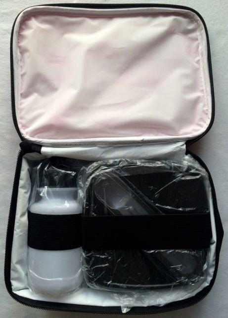Продам фирменный ланч бокс в термосумке с бутылочкой, Slazenger