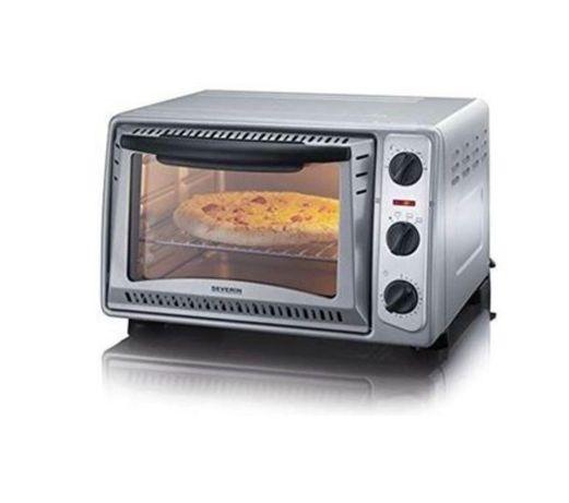 Mini-forno 20 L com pouco uso, com garantia
