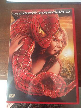 Vendo DVDs Homem-Aranha / Spider-man