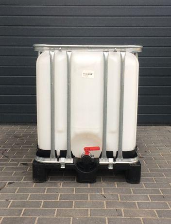 zbiornik 600l paletopojemnik 600 kontener IBC mauzer beczka DPPL