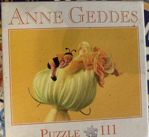 Puzzle Anne Geddes - 111 peças