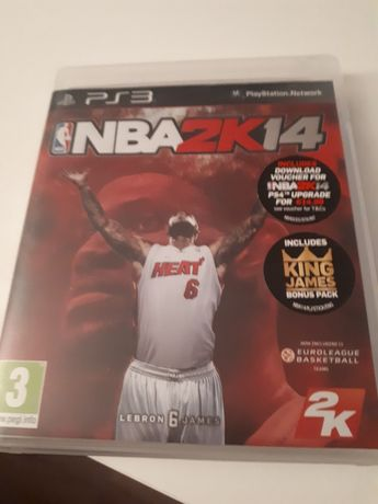 Gra na PS3 NBA2K14