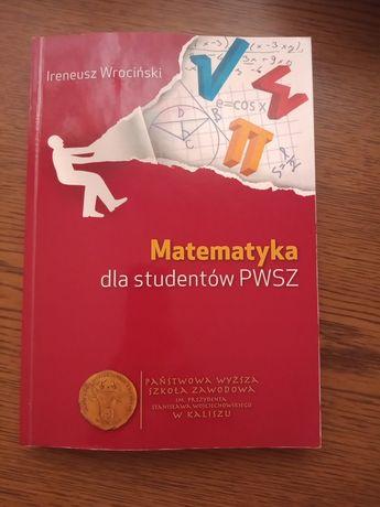 Matematyka dla studentów PWSZ