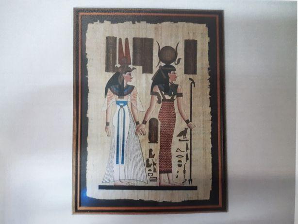Obraz obrazy egipskie