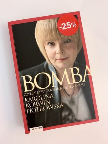 BOMBA Alfabet polskiego szołbiznesu Korwin Piotrowska
