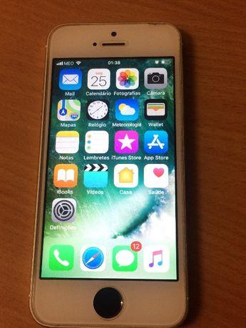 Vendo este lindo iphone 5s 16gb livre