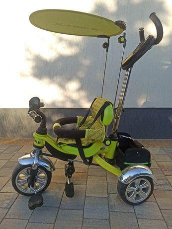 Rowerek trzykołowy X-trike