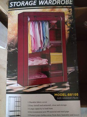 Szafa tekstylna do garderoby
