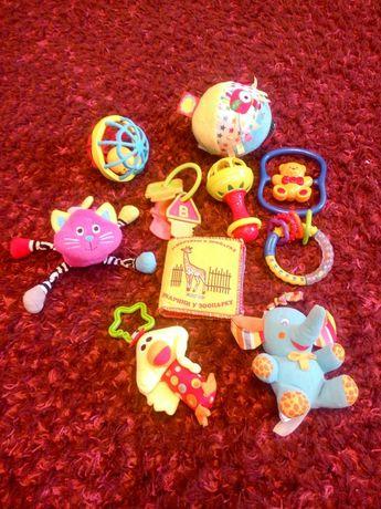 Пакет дитячих іграшок