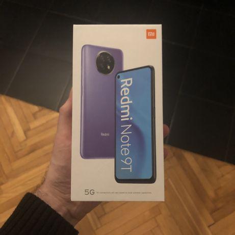 XIAOMI REDMI Note 9T 5G Nowy z Salonu