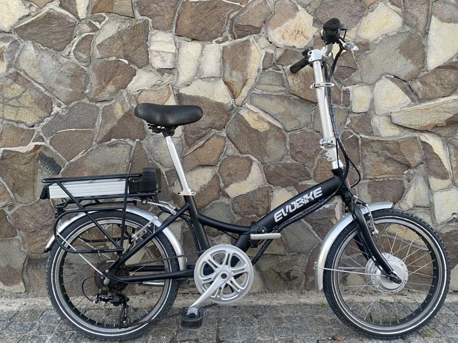 Складний Електро велосипед Еvobike Тернополь - изображение 1