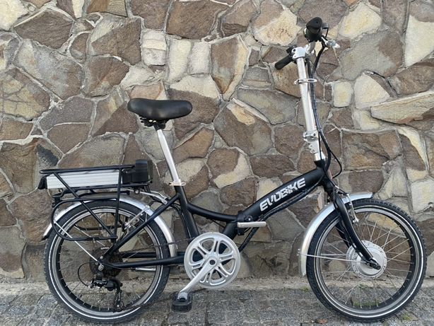 Складний Електро велосипед Еvobike