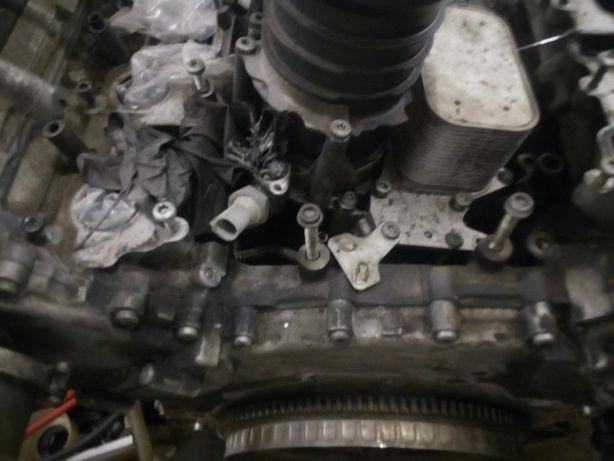 Silnik Audi A6 3.0 TDI ASB uszkodzony